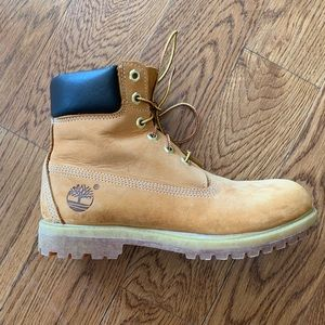 Woman's Timberland Boots - Worn Once